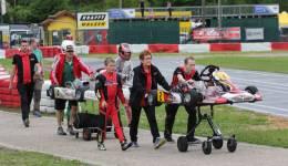 Einmarsch zum Rennen (Foto: Ralph Monschauer- motorsport-xl.de)