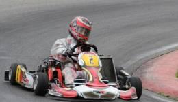 Shanice Peck auf Platz drei der Klasse (Foto: Ralph Monschauer - motorsport-xl.de)